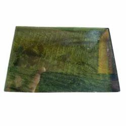 Green Plain Decorative Glass