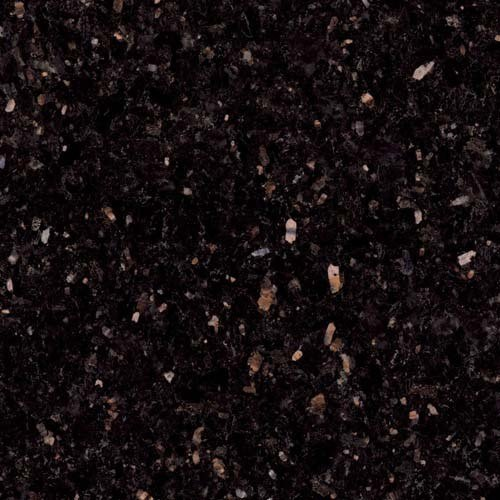 Black Pearl Granite, Thickness: 15-20 mm, Packaging Type: Cartoon Box
