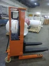 Stainless Steel Pallet Stacker
