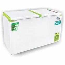 Hard Top Rockwell Green Freezer 450 Liters