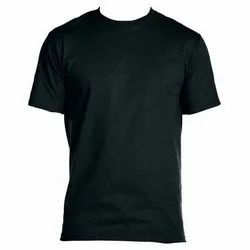 Half Sleeves Plain T Shirt