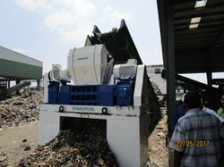 RDF and Plastic Shredders
