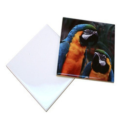 SUBLIMATION BLANK TILES & PLATES - Sublimation Ceramic Tile