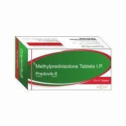 Methylprednisolone 8MG