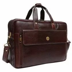 Hammonds Flycatcher Genuine Leather 15.6 inch Laptop Messenger Bag