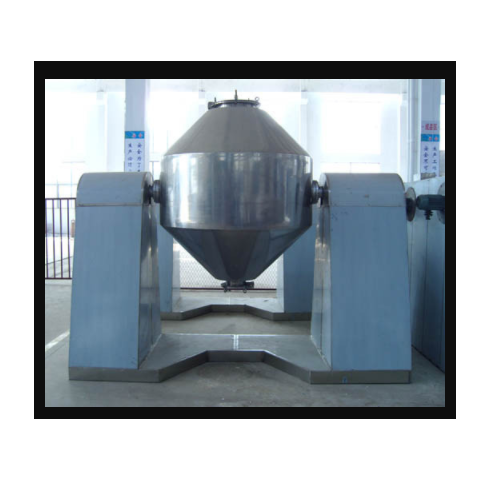 Automatic Standard Double Cone Vacuum Dryer