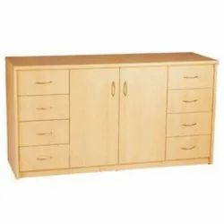 Grassroot 2 GR SC 1103 Wooden Cabinet, for Office