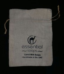 Essential Cotton Pouch Bag