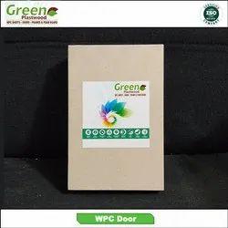 Green Plastwood Ivory WPC Rigid Board, Size: 8.0 X 4.0 Ft