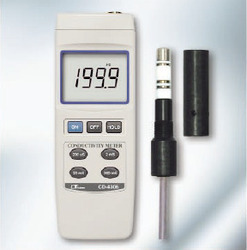 Conductivity Meter Lutron Model Cd-4306