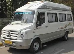 Tempo Traveller 35 Seat, Music System
