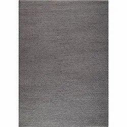 Grey Bright Ladakh Hand Knotted Designer Area Rug Carpets