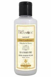 Khadi Organique Khadi Shikakai and Honey Hair Conditioner, Pack Size: 210 ml