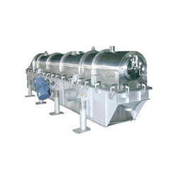 Stainless Steel Semi-Automatic Fluidized Bed Dryer