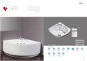 Hindware Corner Bath Tub (Canto)