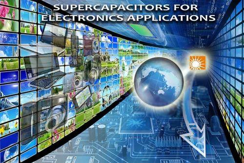 Super Capacitors For Consumer Electronics - Surya Powertech
