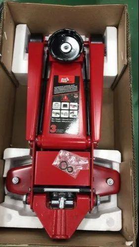 3 Ton Big Red Hydraulic Garage Jack