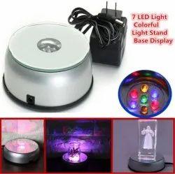 Rotating Led Light Stand