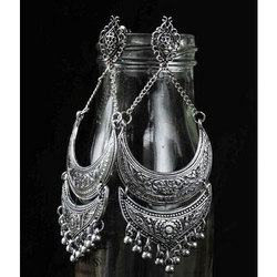 Designer Oxidized Earrings