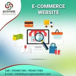PHP E-Commerce Website Development