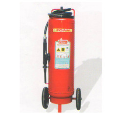 Mechanical Foam Trolley Mounted Fire Extinguishers