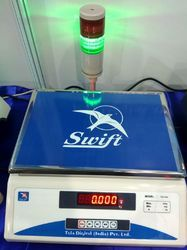 Check Weighing Hooter Lamp