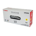 Canon 317 Yellow Toner Cartridge