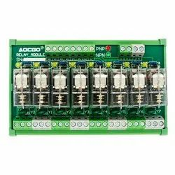 Relay Card 8-Channel 24VDC-10Amp FY-NG288C Omron