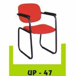 Orange Visitor Chair