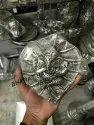 Silver Plated Hanging Ganpati