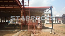 Steel Roofing Shed Contractors