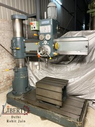 FIUME Radial Drilling Machine