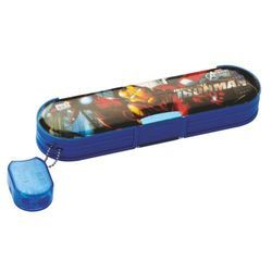 Magnetic Pencil Box With Sharpner-1610