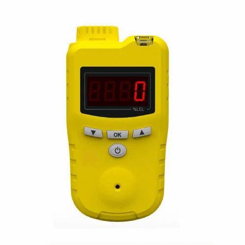 Portable Gas Detection >> Portable Gas Detector At Rs 18000 Piece Portable Gas Detector