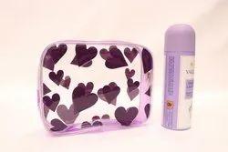 Printed PVC Cosmetic Bag