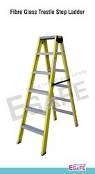 Fiberglass Trestle Step Ladder