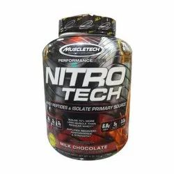 Muscletech Performance Series Nitrotech Whey Protein, Pack Size: 1.81kg