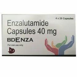Enzalutamide Capsule 40 mg