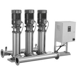 Multistage Hydro Pneumatic System
