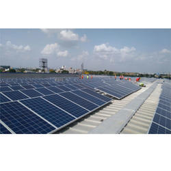 Solar Power Plant Installation Solar Power Plant