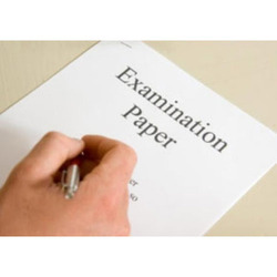 Confidential Examination Paper Printing Service