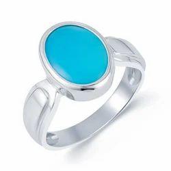 Natural Firoza Ring