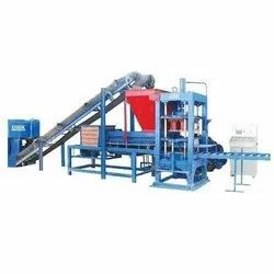 Flyash and Concrete Blocks making machine