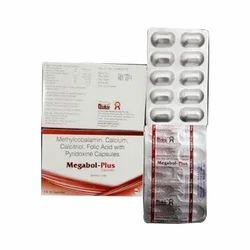 Calcitriol and Folic Acid with Pyridoxine Capsules