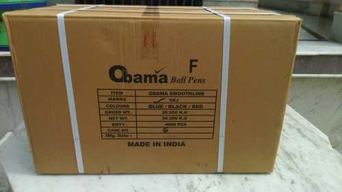 Assorted Obama Smoothline Ball Pens, Packaging Type: 1000