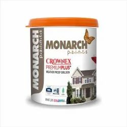 Crownex Premium + Weatherproof Exterior Finish Paint