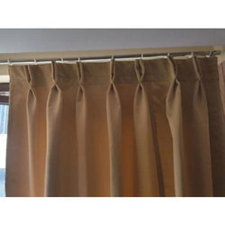 Box Pleated Curtain