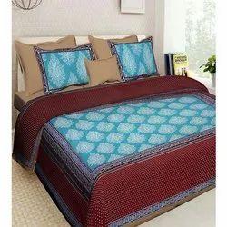 多色花床单,带枕套,家居用,尺寸:90x100