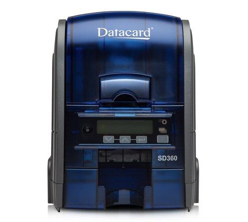 Datacard SD360 Dual Side ID Card Printer