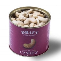 Cashew Nut Tin Box